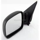 Omix-Ada 12042.15 Side View Mirror 1
