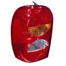 Omix-Ada 12403.26 Tail Light Assembly 1