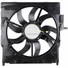 BuyAutoParts 19-21137AN Cooling Fan Assembly 2