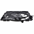 BuyAutoParts 19-21137AN Cooling Fan Assembly 3
