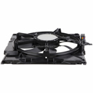 BuyAutoParts 19-21137AN Cooling Fan Assembly 4