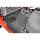 BedRug - Front and Rear Kit - with Center Console - Includes Heat Shields
