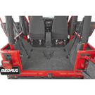 BedRug - Rear Kit - 4 Piece Cargo Kit - Includes Panels and Tailgate