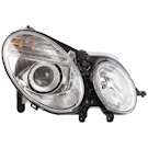 Mercedes_Benz E300 Headlight Assembly