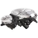 Mercedes_Benz E300 Headlight Assembly