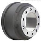 BuyAutoParts 71-10324AN Brake Drum 1