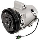 Smart ForTwo New OEM Compressor w Clutch