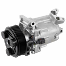 A/C Compressor and Components Kit 60-83809 RN