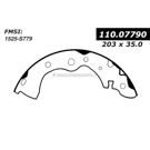Centric Parts 111.07790 Brake Shoe Set 2