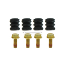 1984 Audi 5000 Disc Brake Hardware Kit 1