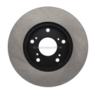 Centric Parts 120.40056 Brake Rotor 2