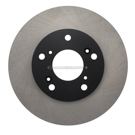 Centric Parts 120.40056 Brake Rotor 1