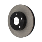 Centric Parts 120.44136 Brake Rotor 4