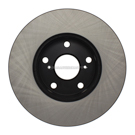 Centric Parts 120.44136 Brake Rotor 2