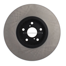 Centric Parts 120.44155 Brake Rotor 2
