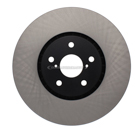 Centric Parts 120.44155 Brake Rotor 1