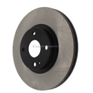 Centric Parts 120.45061 Brake Rotor 4