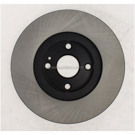 Centric Parts 120.45061 Brake Rotor 2