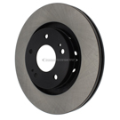 Centric Parts 120.46071 Brake Rotor 4