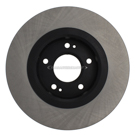 Centric Parts 120.46071 Brake Rotor 2