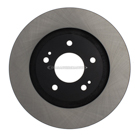 Centric Parts 120.46071 Brake Rotor 1