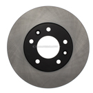 Centric Parts 120.50014 Brake Rotor 1