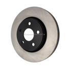 Centric Parts 120.58006 Brake Rotor 4