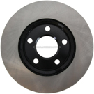 Centric Parts 120.62056 Brake Rotor 2