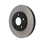 Centric Parts 120.62095 Brake Rotor 4