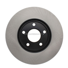 Centric Parts 120.62095 Brake Rotor 2