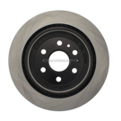 Centric Parts 120.62123 Brake Rotor 2
