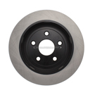 Centric Parts 120.67067 Brake Rotor 2