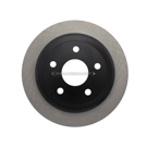 Centric Parts 120.67067 Brake Rotor 1