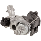 Ford Fiesta Turbocharger