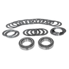 Carrier Installation Kit - Dana 30 Differential - Rear Differential