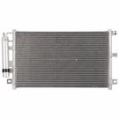 A/C Condenser 60-60512 ND