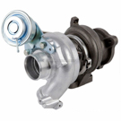 Plymouth Laser Turbocharger