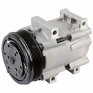 Mazda Tribute New xSTOREx Compressor w Clutch