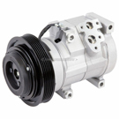 A/C Compressor and Components Kit 60-80430 RK