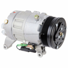 A/C Compressor and Components Kit 60-86474 R2
