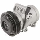 A/C Compressor and Components Kit 60-81449 RK