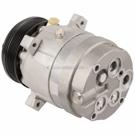A/C Compressor 60-00922 NA