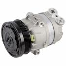 Geo Prizm New xSTOREx Compressor w Clutch