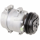 A/C Compressor and Components Kit 60-81237 RK