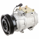 A/C Compressor and Components Kit 60-86500 R2