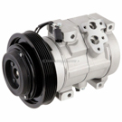 A/C Compressor and Components Kit 60-81342 RK