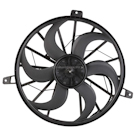 Jeep Grand Cherokee Cooling Fan Assembly