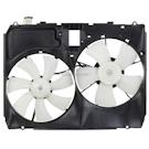 Dual Fan Assembly - 2.4L Models Excluding Hybrid - Dual Fan