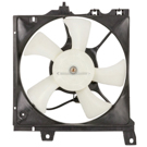 Infiniti G20 Cooling Fan Assembly
