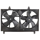 Infiniti FX35 Cooling Fan Assembly